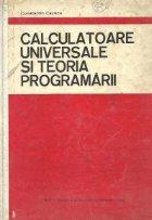 Calculatoare program teoria programarii