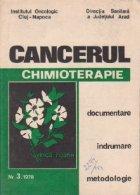 Cancerul Chimioterapie 3/1978 (Chimioterapia cancerului