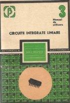 Circuite integrate liniare. Manual de utilizare - Volumul al III-lea
