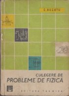 Culegere de probleme de fizica - Editia a doua