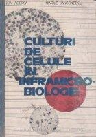 Culturi de celule in inframicrobiologie