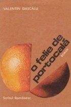 O felie de portocala