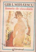 Femeia de ciocolata (roman)