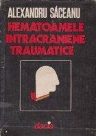Hematoamele intracraniene traumatice