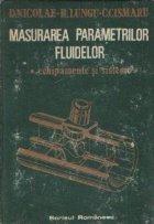 Masurarea parametrilor fluidelor - Echipamente si sisteme -