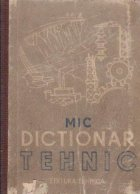 Mic dictionar tehnic