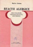 Reactii alergice imunologie fiziopatologie biochimie
