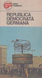 Republica Democrata Germana - ghid turistic -