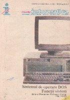 Sistemul de operare DOS