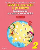 1200 de exercitii si probleme de matematica. Clasa II