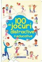 100 jocuri distractive şi educative