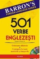501 verbe englezesti (contine CD interactiv)
