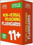 11+ Non-Verbal Reasoning Flashcards