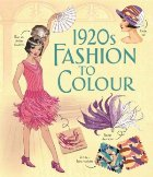 1920s fashion colour