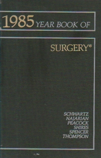 1985 Year Book of Surgery