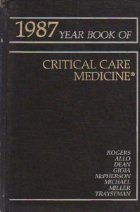 1987 Year Book of Critical Care Medicine