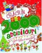 2000 de abtibilduri de Craciun