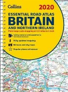 2020 Collins Essential Road Atlas Britain and Northern Irela
