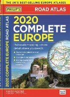 2020 Philip\ Complete Road Atlas