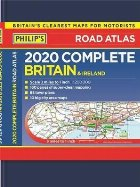 2020 Philip's Complete Road Atlas Britain and Ireland