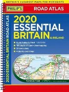 2020 Philip's Essential Road Atlas Britain and Ireland