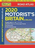 2020 Philip\ Motorist\ Road Atlas