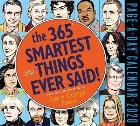 2020 the 365 Smartest Things