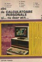 abc de Calculatoare Personale si... nu doar atit..., Volumele I si II