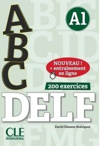ABC DELF - Niveau A1 - Livre + CD + Entrainement en ligne