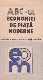 ABC economiei piata moderne