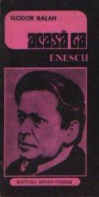 Acasa la Enescu