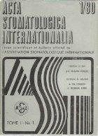 ACTA - Stomatologica internationala (1/80)