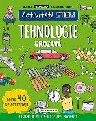 Activități STEM: Tehnologie grozavă