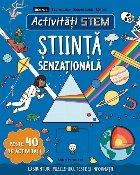 Activități STEM: Știință senzațională