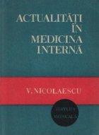 Actualitati in medicina interna (1981)
