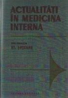 Actualitati in medicina interna (1988)
