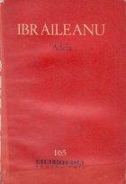 Adela - fragment din jurnalul lui Emil Codrescu (iulie - august 189...)