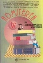 Admiterea 1997 invatamantul superior Matematica