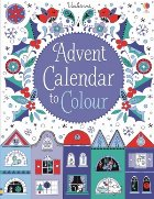 Advent calendar colour