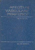 Afectiuni vasculare periferice