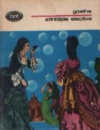 Afinitatile elective - roman