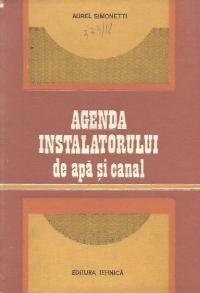 Agenda instalatorului de apa si canal
