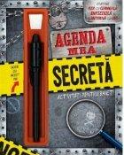 Agenda mea secreta. Activitati pentru baieti + Pix