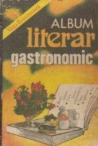 Album Literar Gastronomic 1982