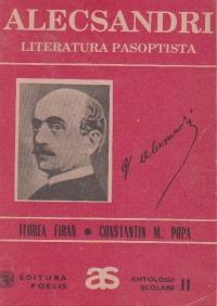 Alecsandri - literatura pasoptista