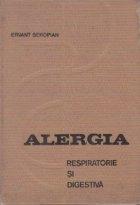 Alergia respiratorie si digestiva
