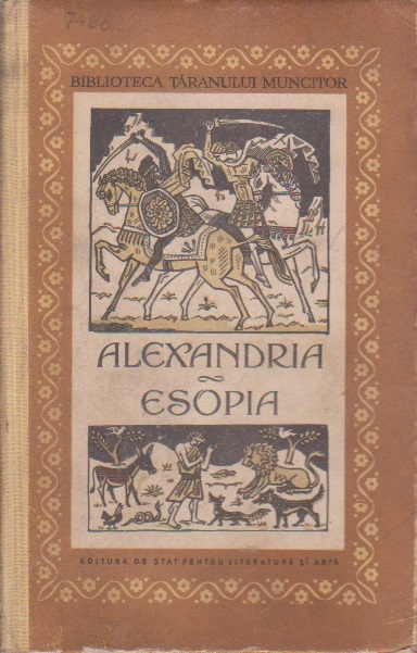 Alexandria. Esopia