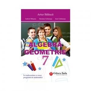 Algebra. Geometrie. Clasa a VII-a