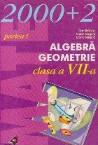 Algebra. Geometrie, Clasa a VII-a, Partea I