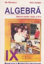 Algebra. Manual pentru clasa a IX-a